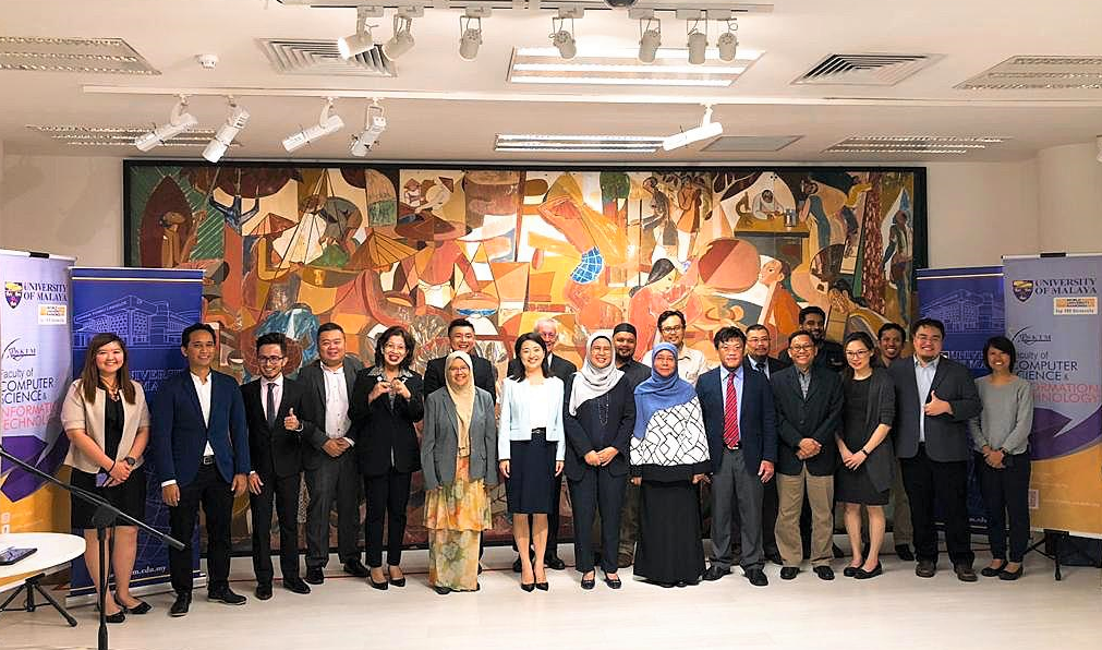 Malaysia S Top University To Offer Icdl Programmes In Campus Icdl Asia